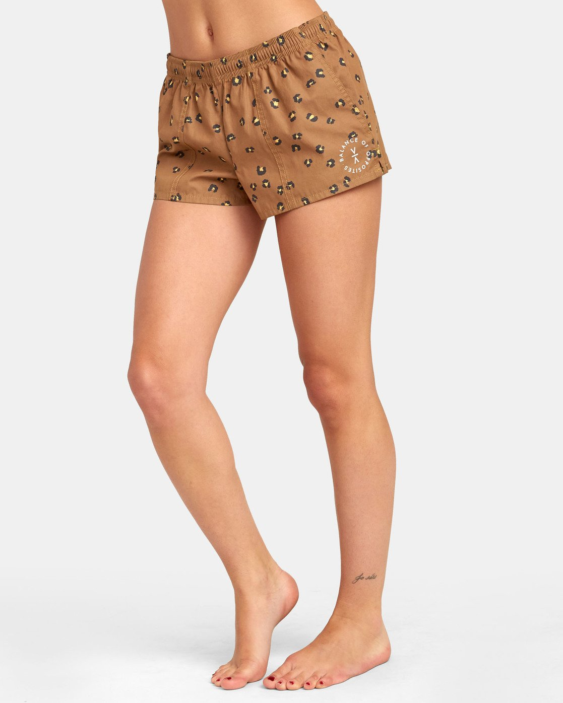 2 Synced Up - Swim Shorts for Women  S3BSRARVP0 RVCA