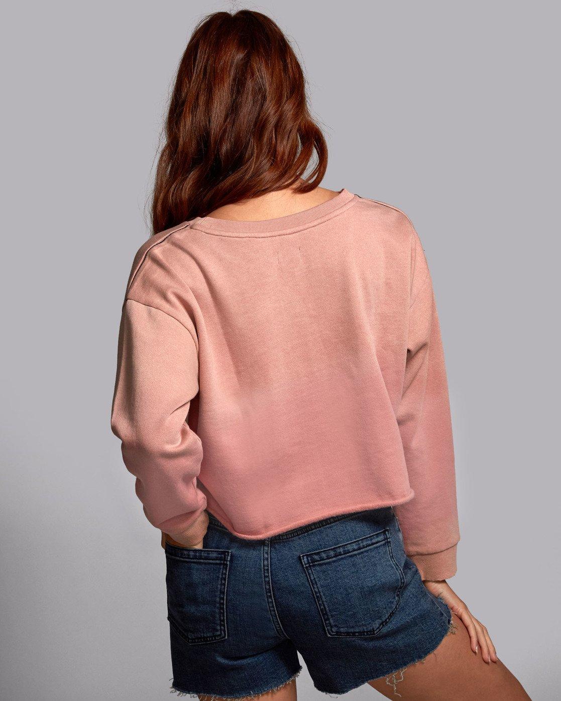 2 Buzzed - Sweatshirt pour Femme  S3FLRARVP0 RVCA