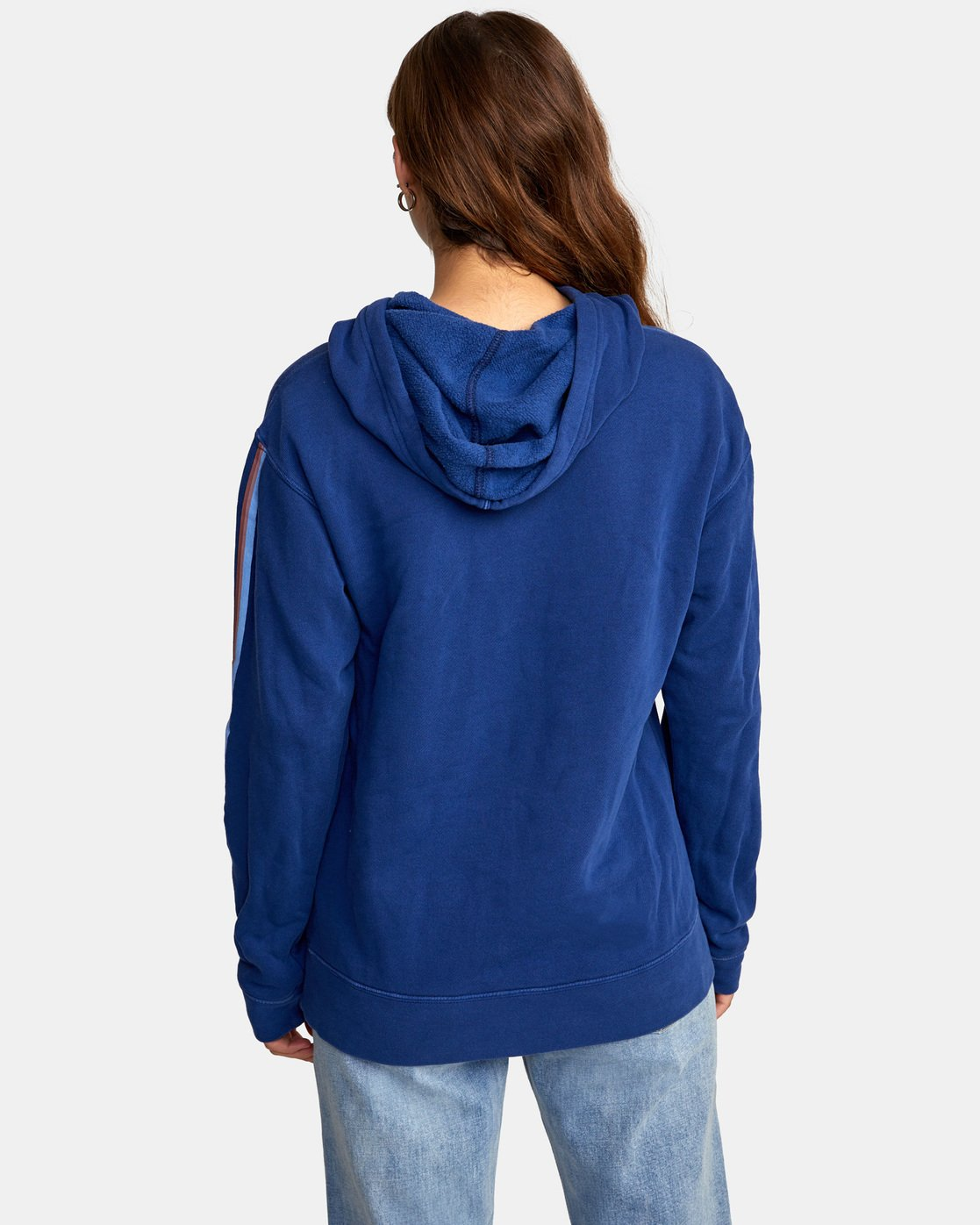 3 Cannonball - Sweatshirt pour Femme Bleu S3HORARVP0 RVCA