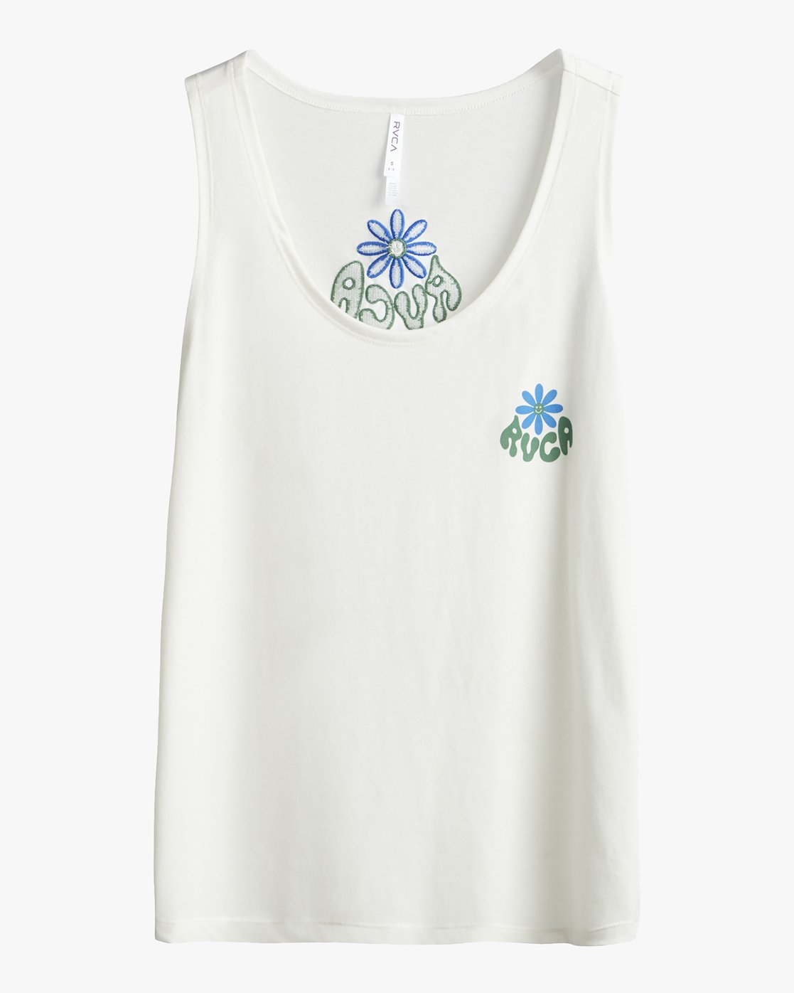 0 Happy Days - T-Shirt for Women White S3SGRBRVP0 RVCA