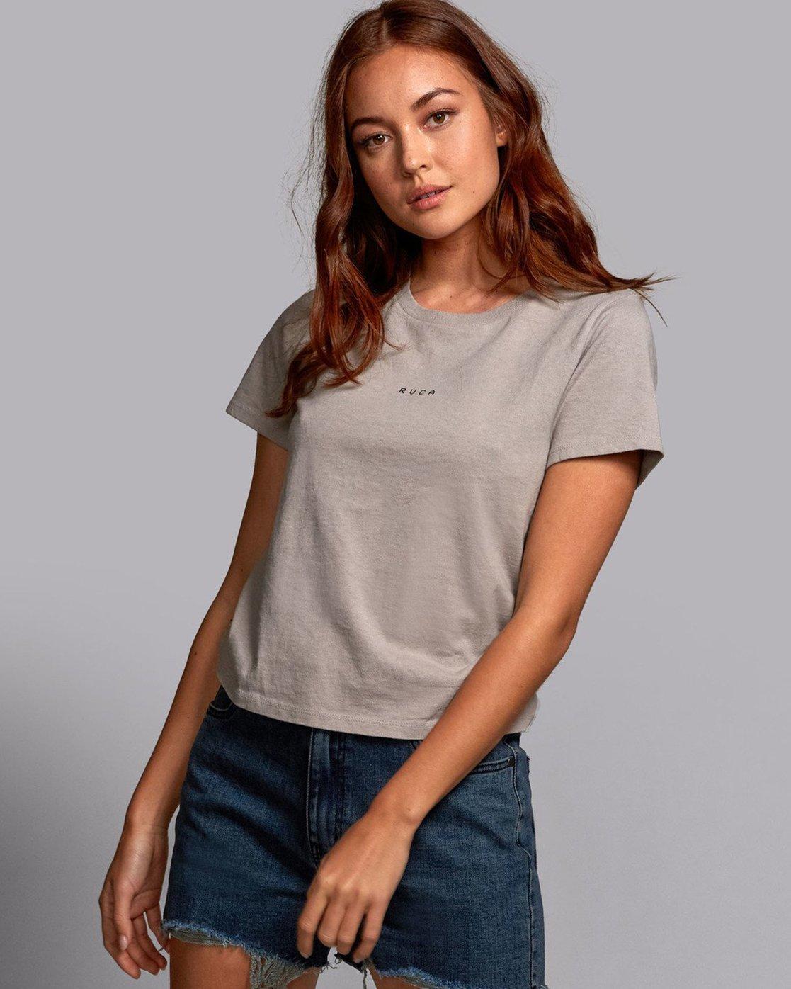 1 Johanna Olk Olk - Graphic T-Shirt for Graphic T-Shirt  S3SSRARVP0 RVCA
