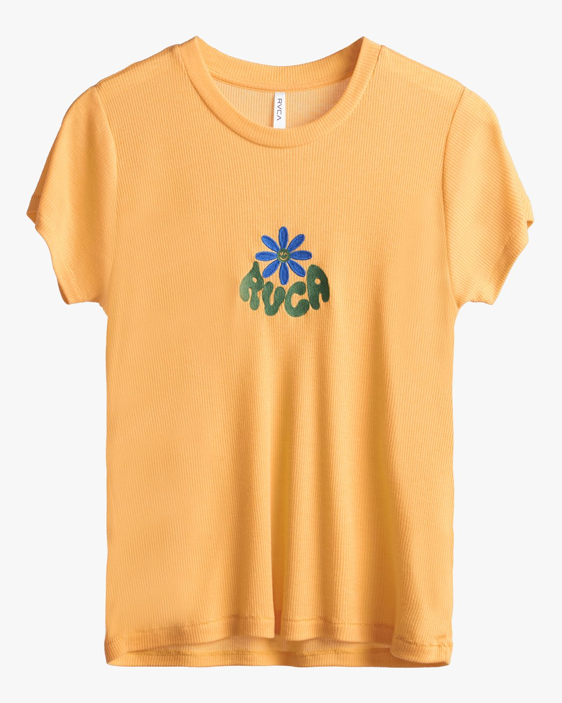 3 Happy Days - T-Shirt for Women Yellow S3SSRHRVP0 RVCA