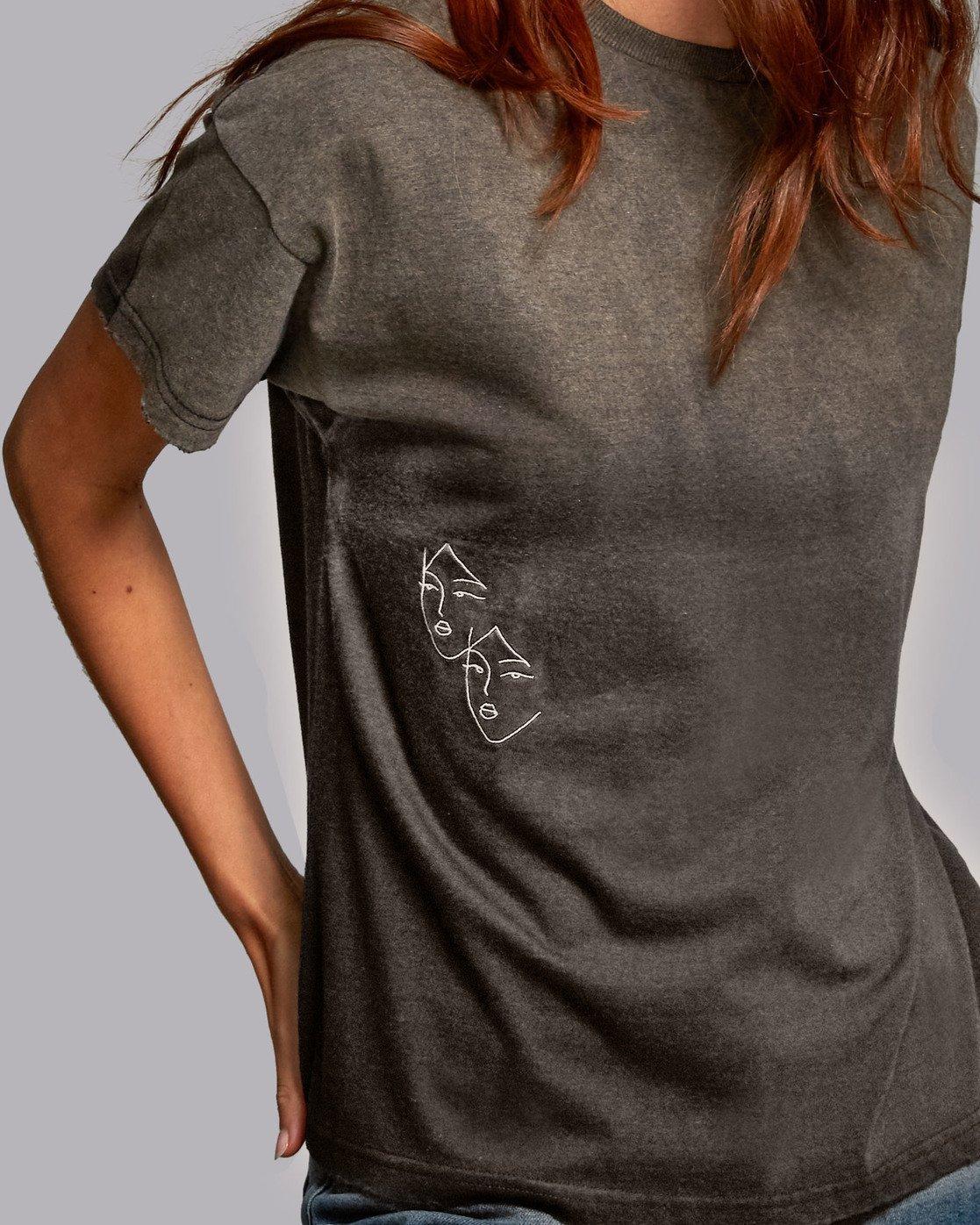 3 Johanna Olk Au Revoir - Oversized T-Shirt for Oversized T-Shirt  S3TPRERVP0 RVCA