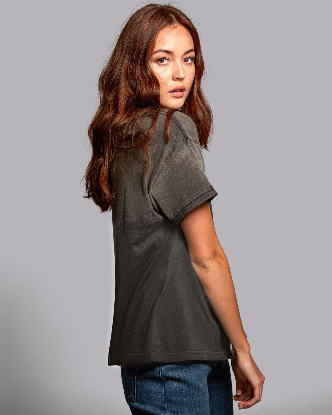 1 Johanna Olk Au Revoir - Oversized T-Shirt for Oversized T-Shirt  S3TPRERVP0 RVCA