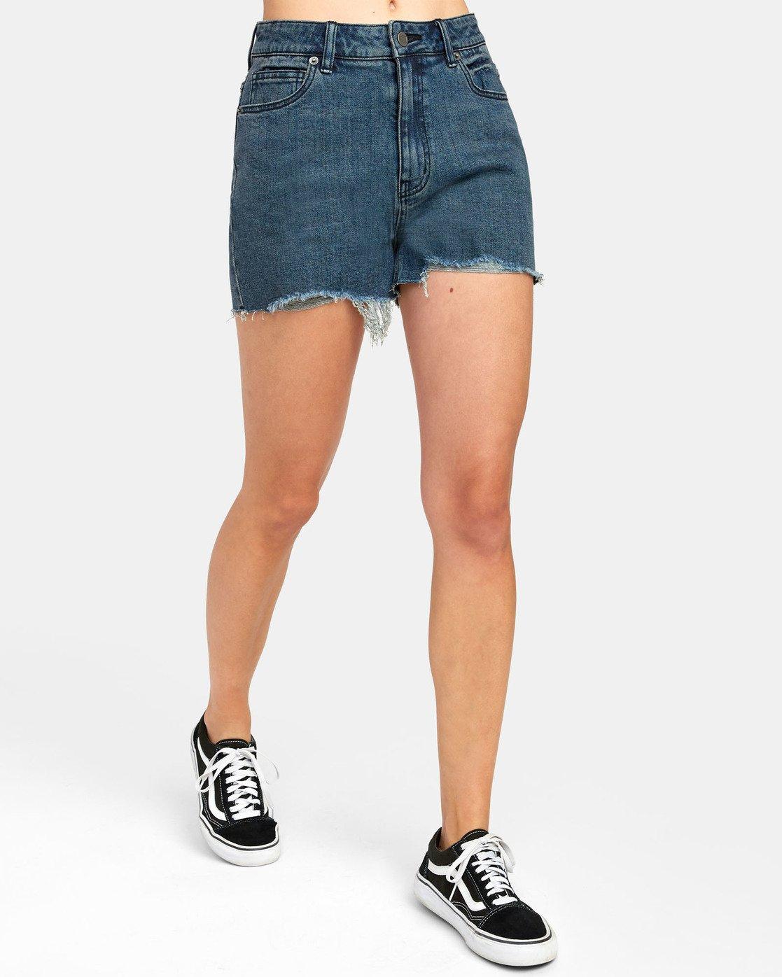 6 Channel - Shorts für Damen  S3WKRCRVP0 RVCA