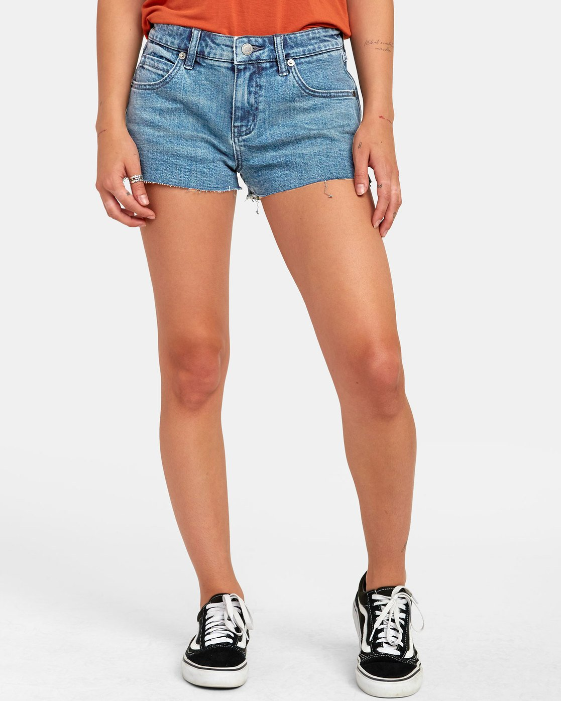 0 Cupid 2 - Short pour Femme  S3WKRGRVP0 RVCA