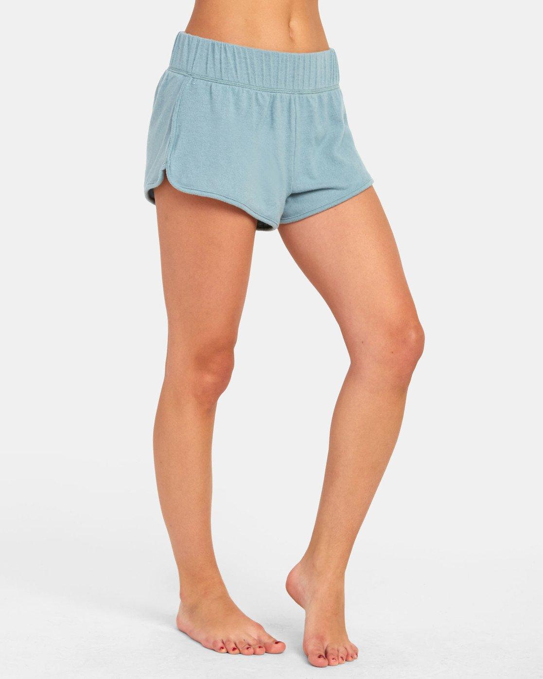 1 Afternoon  - Lounge Shorts für Damen Grau S3WKRJRVP0 RVCA