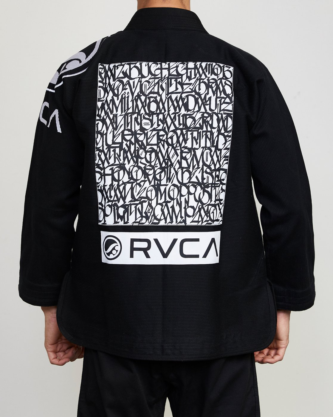 3 RVCA Shoyoroll - Jiu-Jitsu Gi for Men Black S4ESRARVP0 RVCA