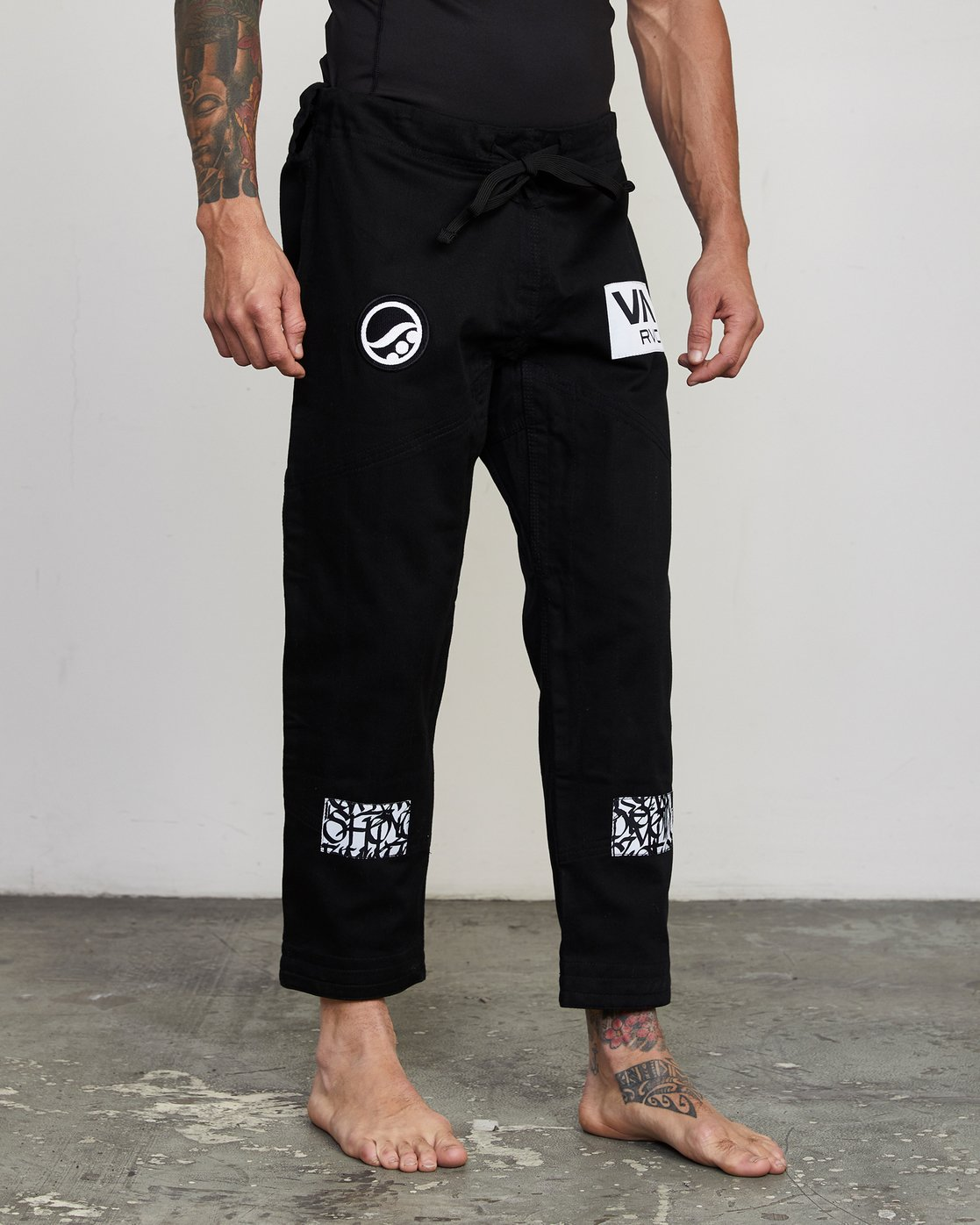 5 RVCA Shoyoroll - Jiu-Jitsu Gi for Men Black S4ESRARVP0 RVCA