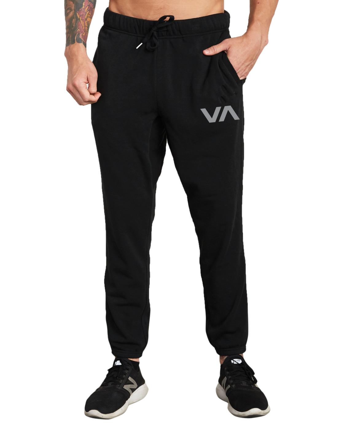 8 Swift Sweat - Pantalon de jogging pour Homme Noir S4PTMCRVP0 RVCA