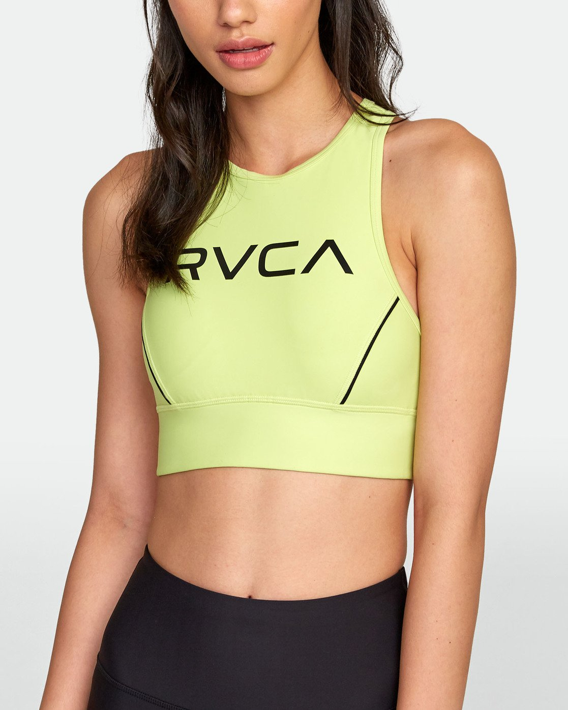 5 VA Longline Bra Ii - Sports Bra / Athletic Top for Women  S4UNWBRVP0 RVCA