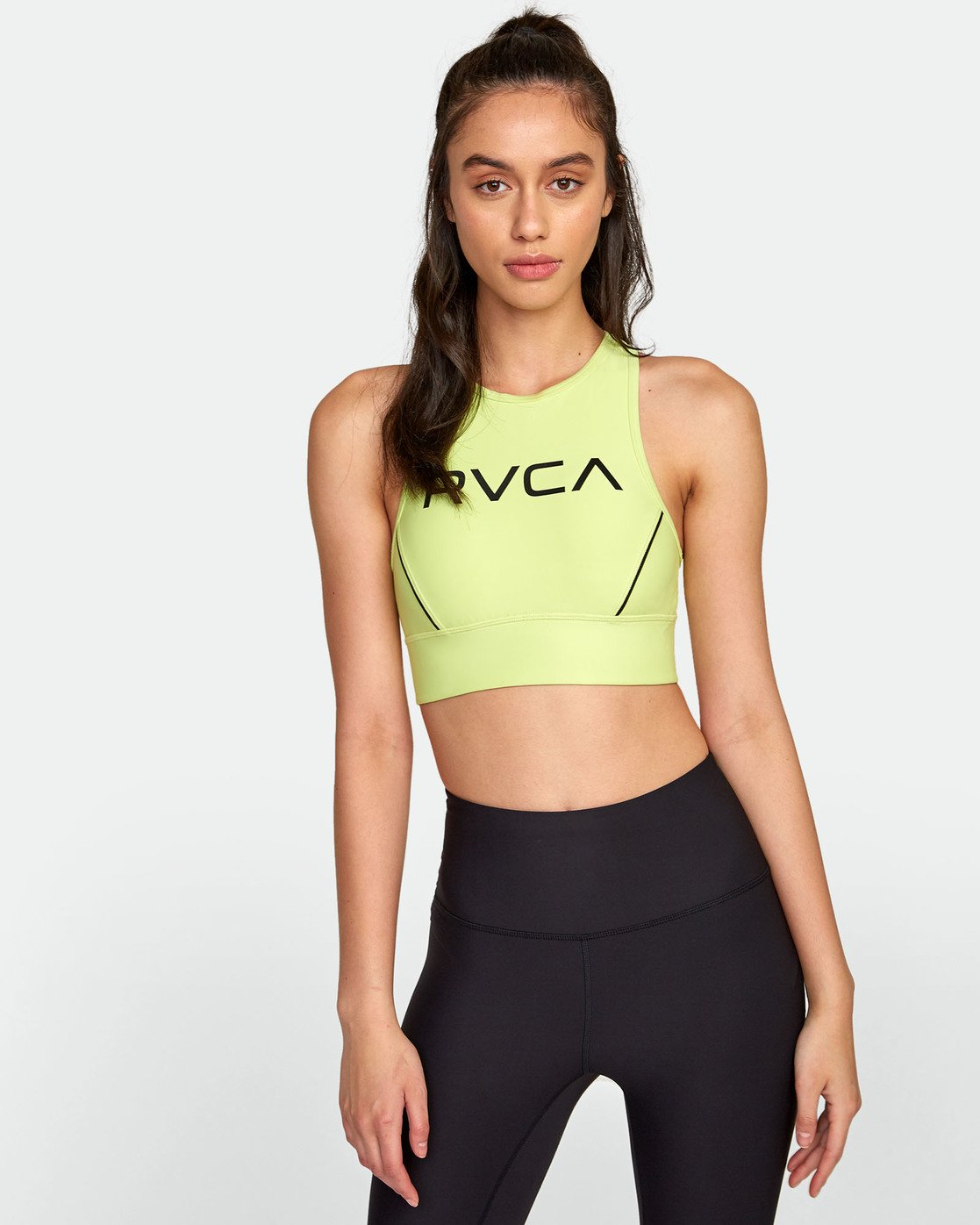 1 VA Longline Bra Ii - Sports Bra / Athletic Top for Women  S4UNWBRVP0 RVCA