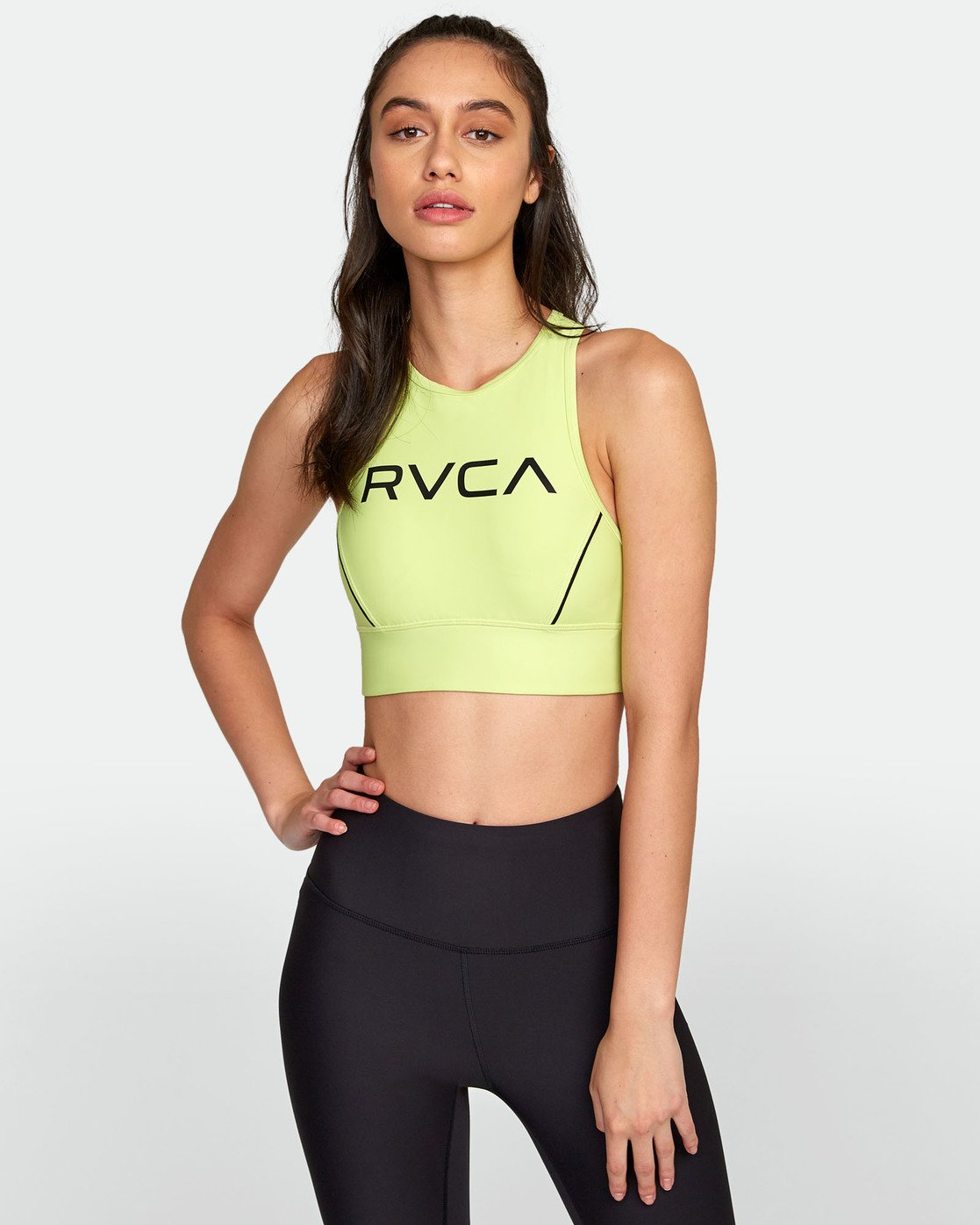 2 VA Longline Bra Ii - Sports Bra / Athletic Top for Women  S4UNWBRVP0 RVCA