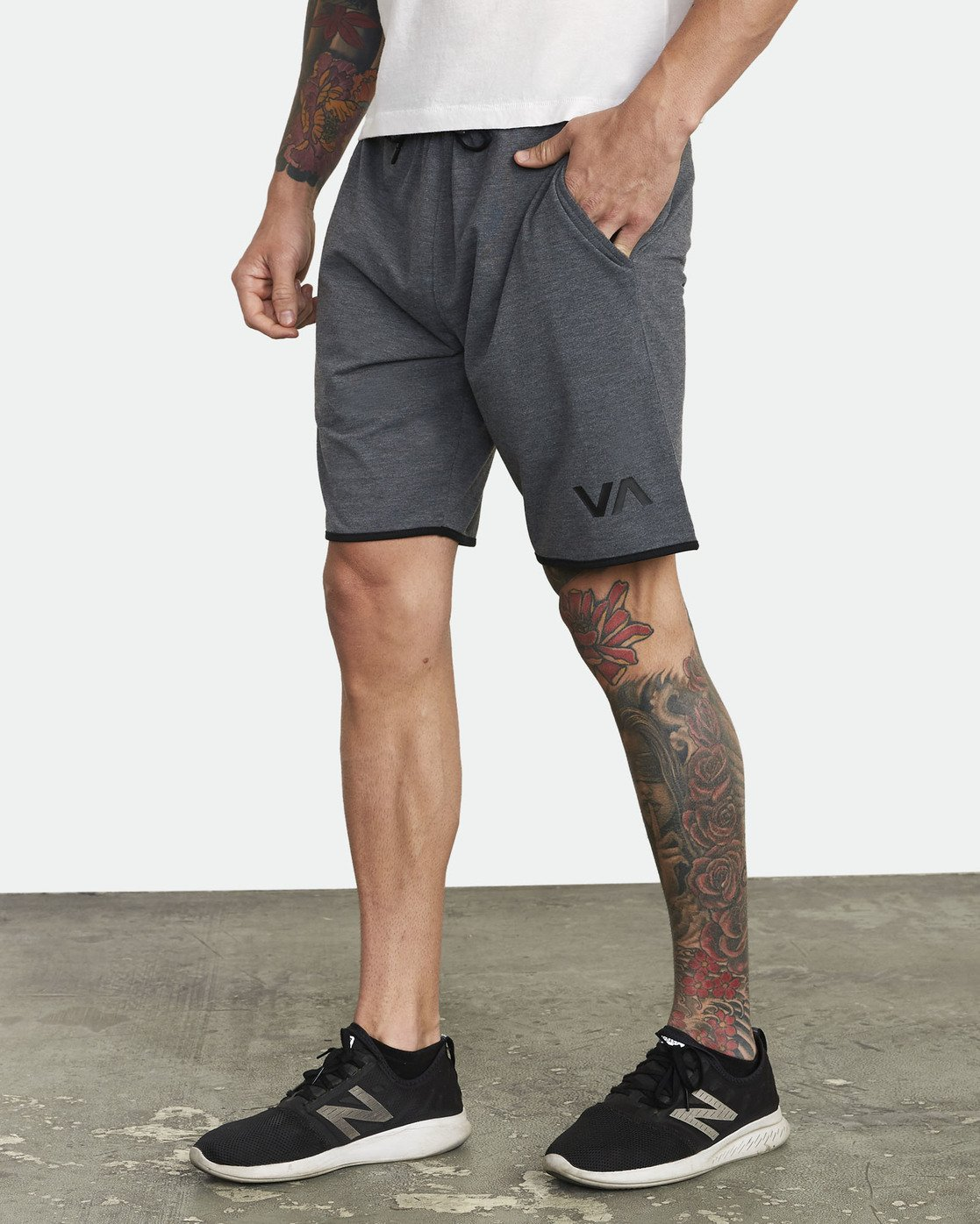 1 Sport  Iii - Athletic Shorts for Men  S4WKMBRVP0 RVCA