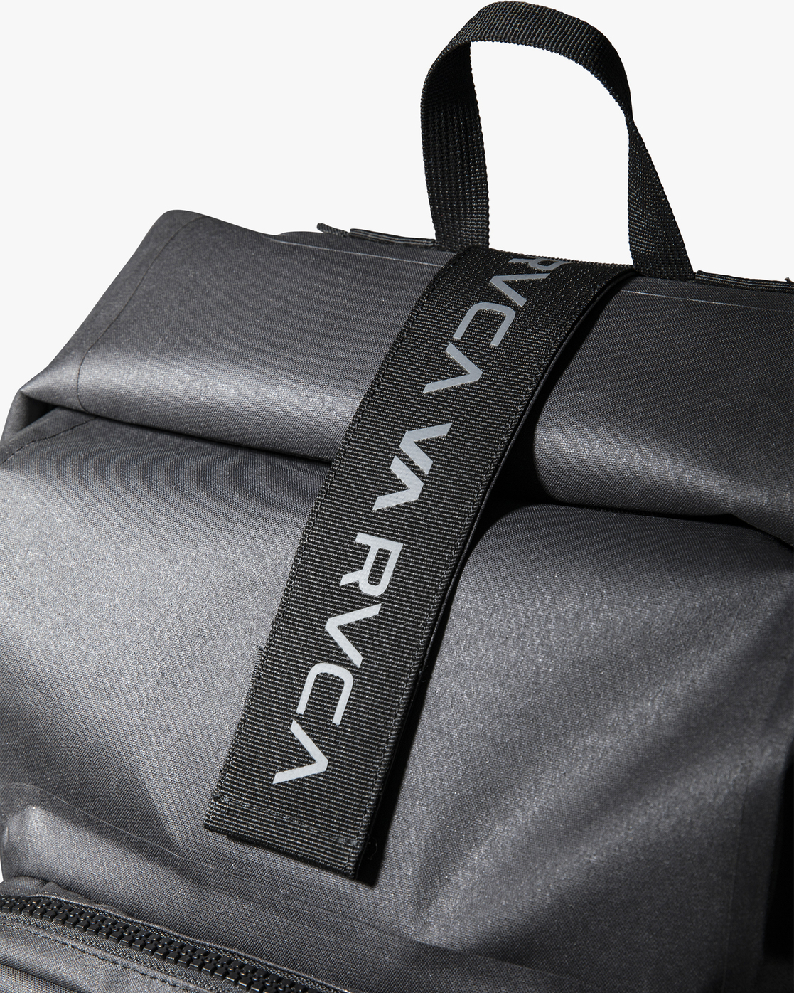 4 Weld Pack - Technical Roll-Top Backpack for Men Black S5BPRBRVP0 RVCA