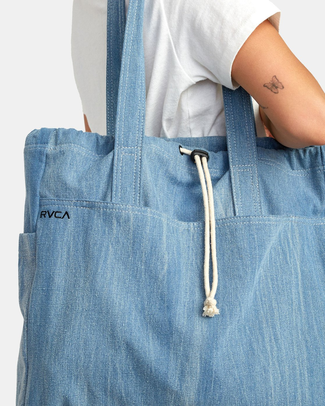 2 Sunfade Tote - Bag for Women Blue S9BGRARVP0 RVCA