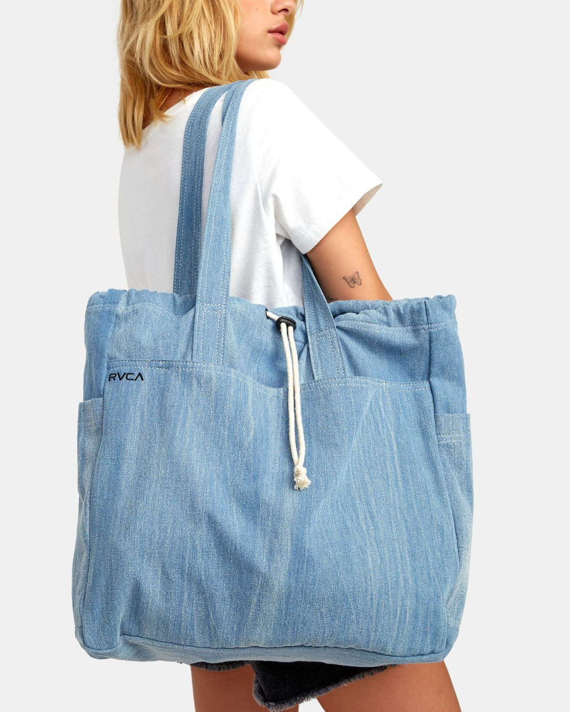 1 Sunfade Tote - Bag for Women Blue S9BGRARVP0 RVCA