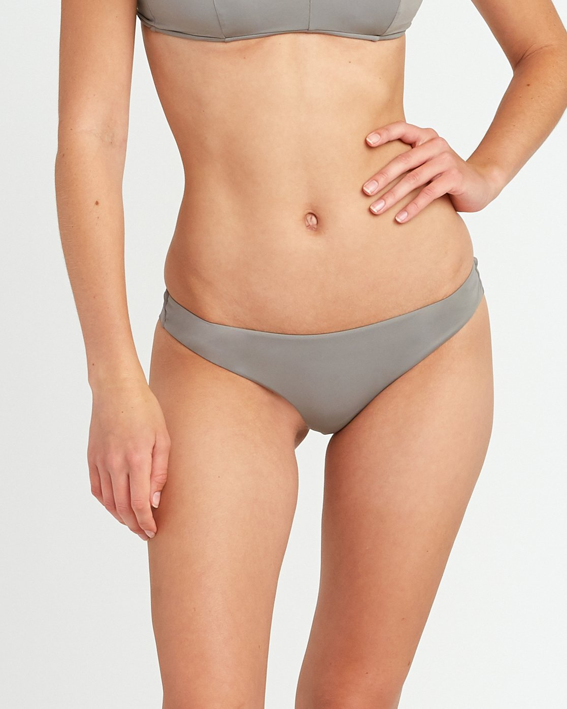 3 Solid Cheeky Bikini Bottoms Blue SJXB01SC RVCA