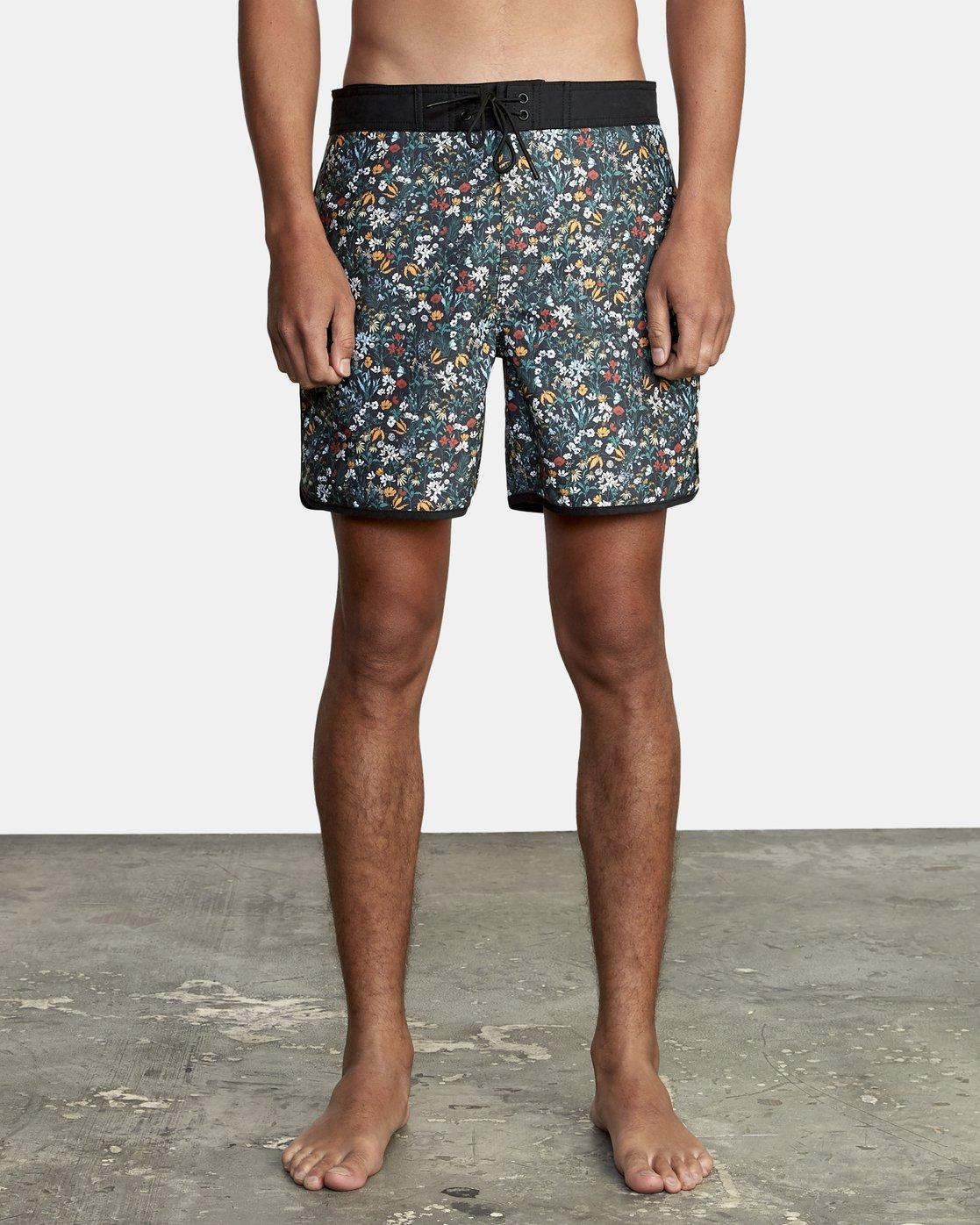 1 Freeport - Board Shorts for Men  T1BSRDRVS0 RVCA