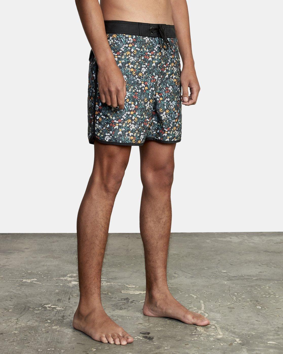 6 Freeport - Board Shorts for Men  T1BSRDRVS0 RVCA