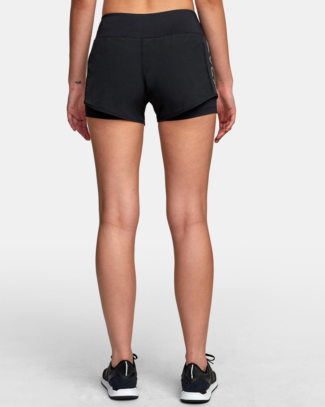 2 Eclipse Sport Short Black T201VREC RVCA