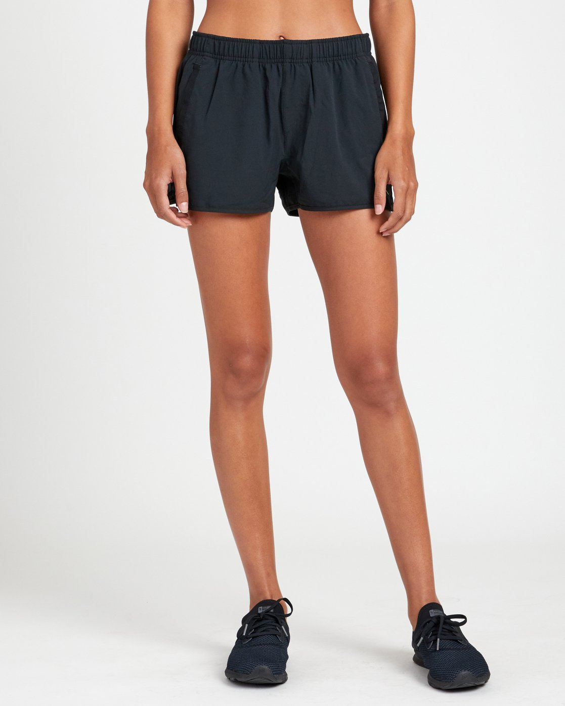 0 Womens Yogger Stretch Short Black T202TRYS RVCA