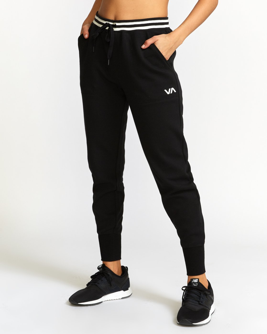 1 Titan Sweatpant Black T301VRTP RVCA