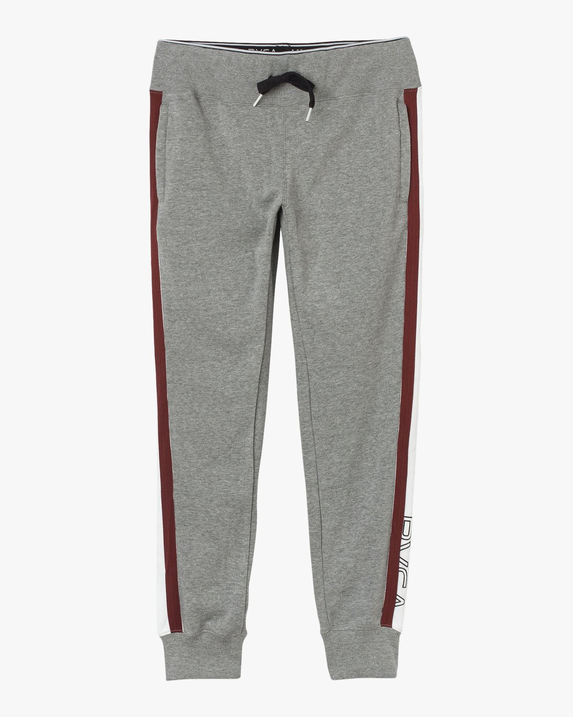 7 VA Guard Fleece Jogger Pants Grey T354QRGU RVCA