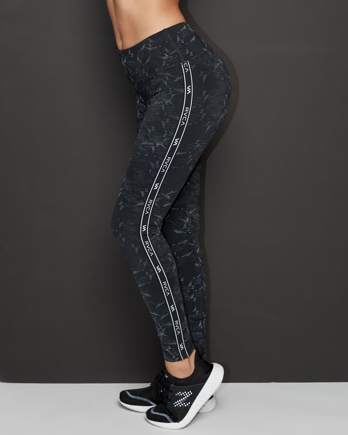 0 Recon Legging Grey T371QRRE RVCA