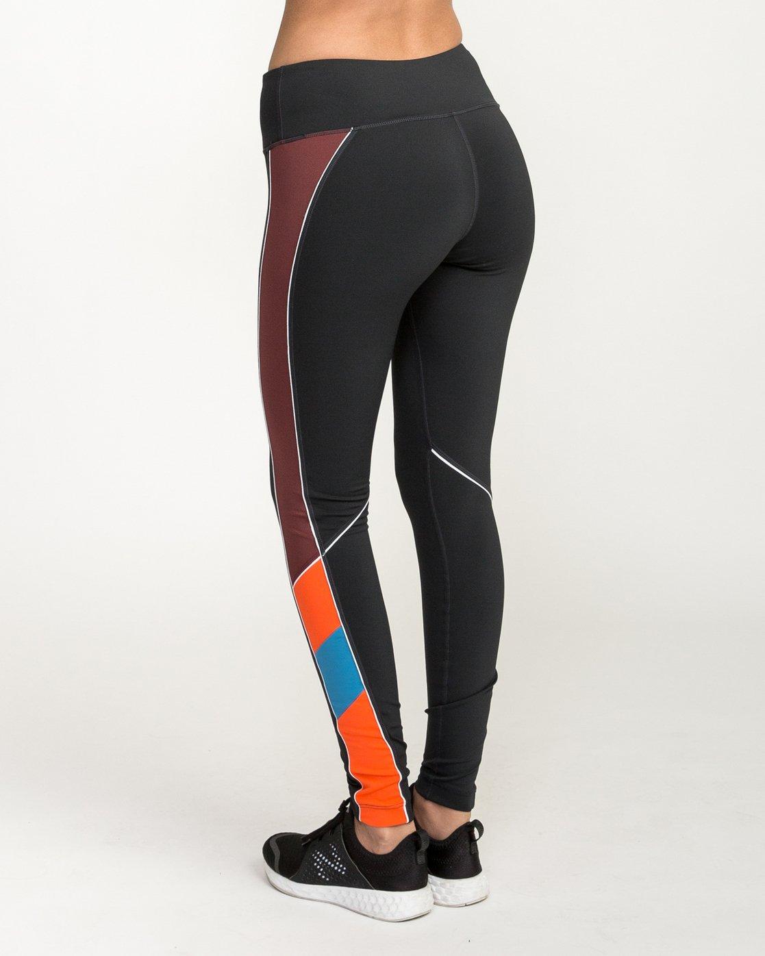 3 VA Legging Multicolor T372QRLV RVCA