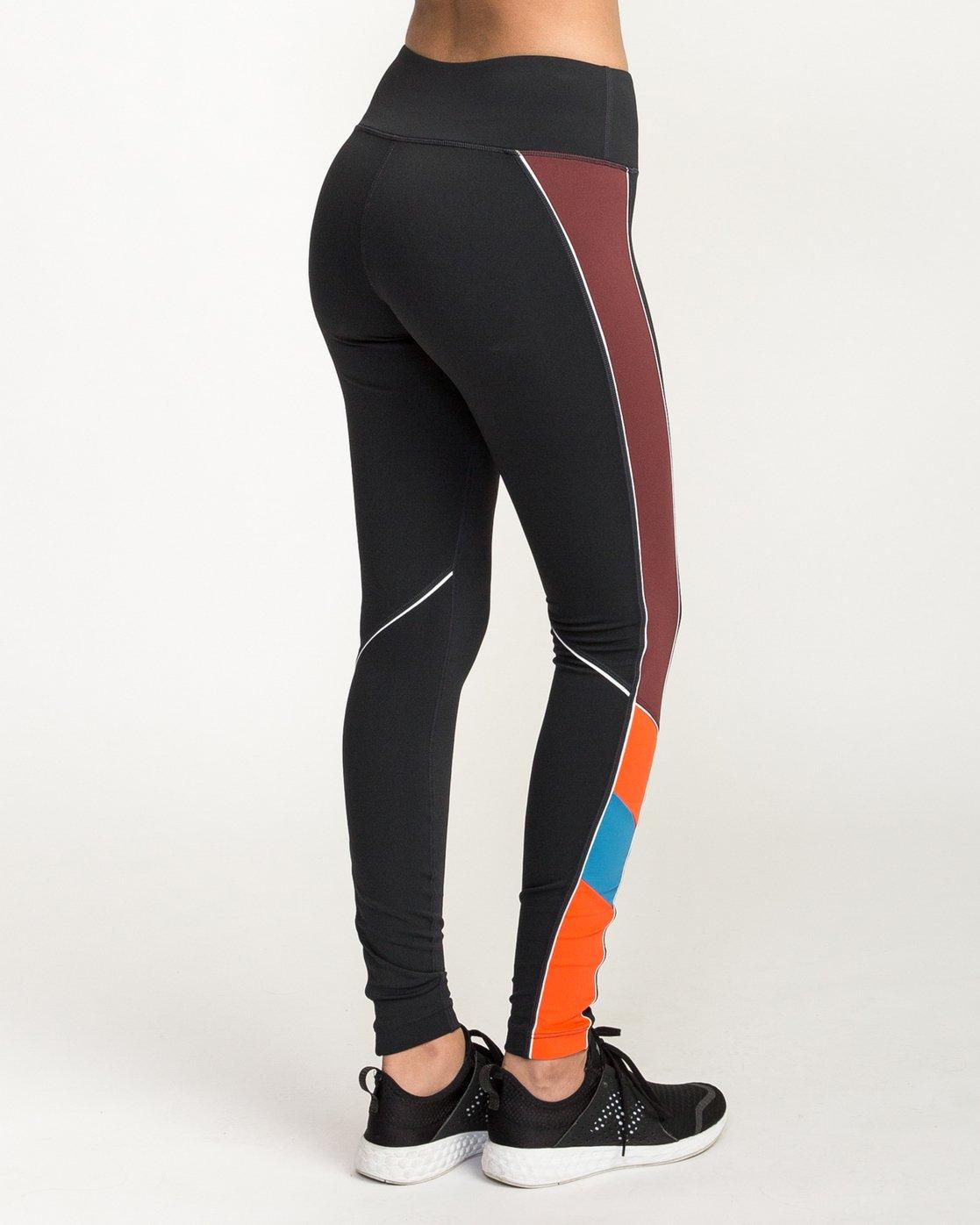 5 VA Legging Multicolor T372QRLV RVCA
