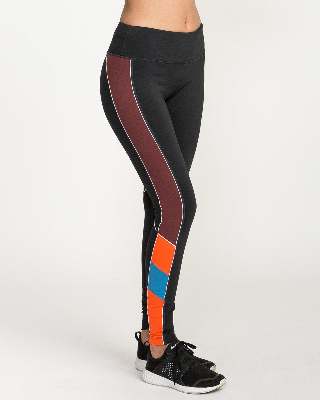 6 VA Legging Multicolor T372QRLV RVCA