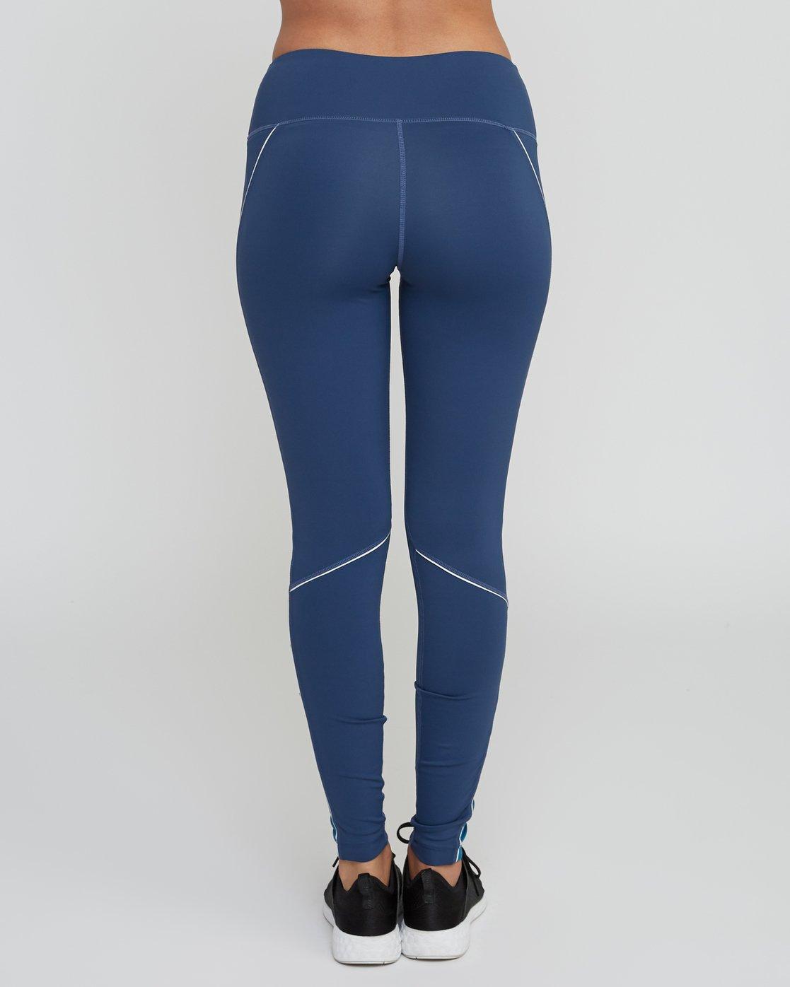 4 VA Legging Blue T372QRLV RVCA
