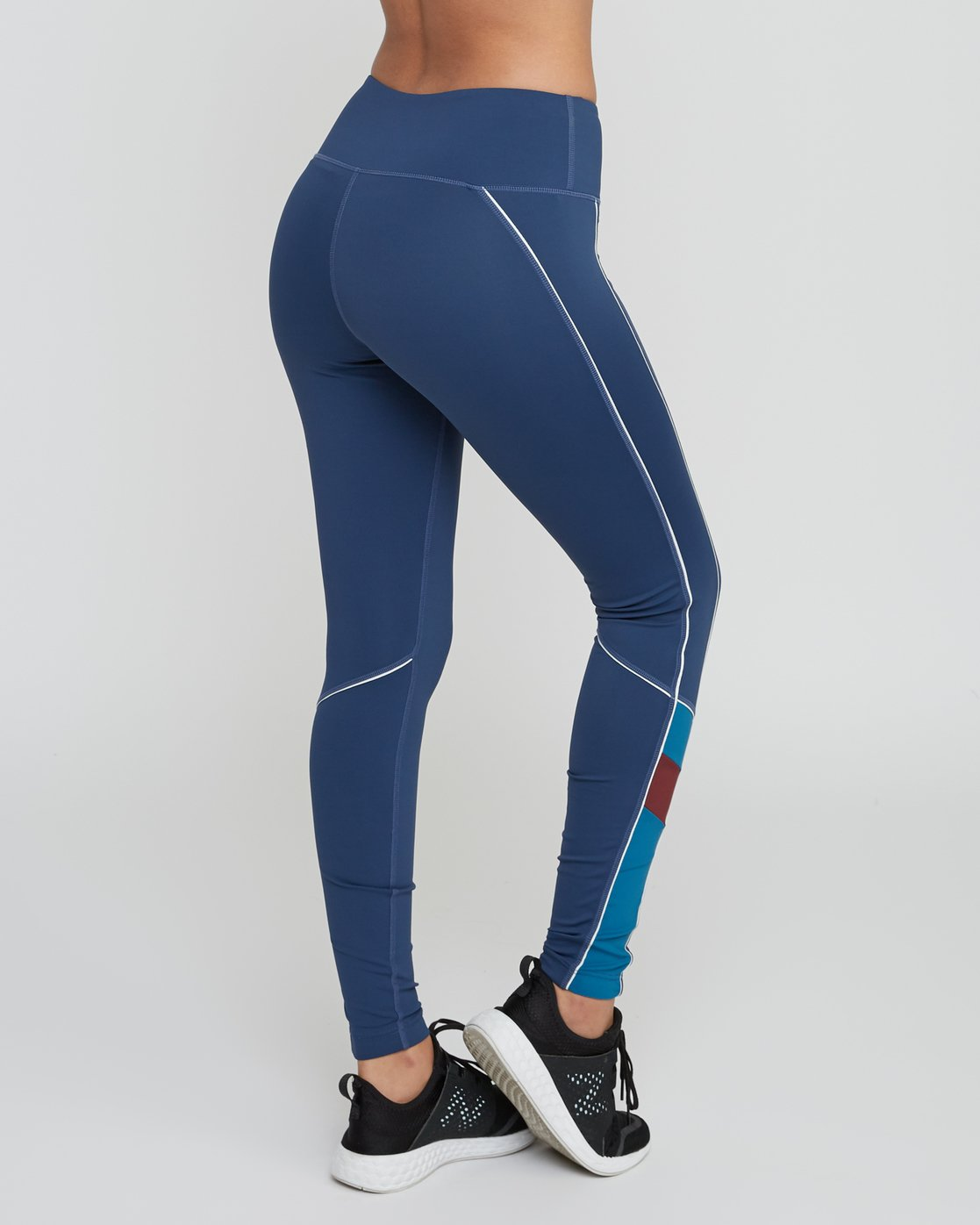 5 VA Legging Blue T372QRLV RVCA