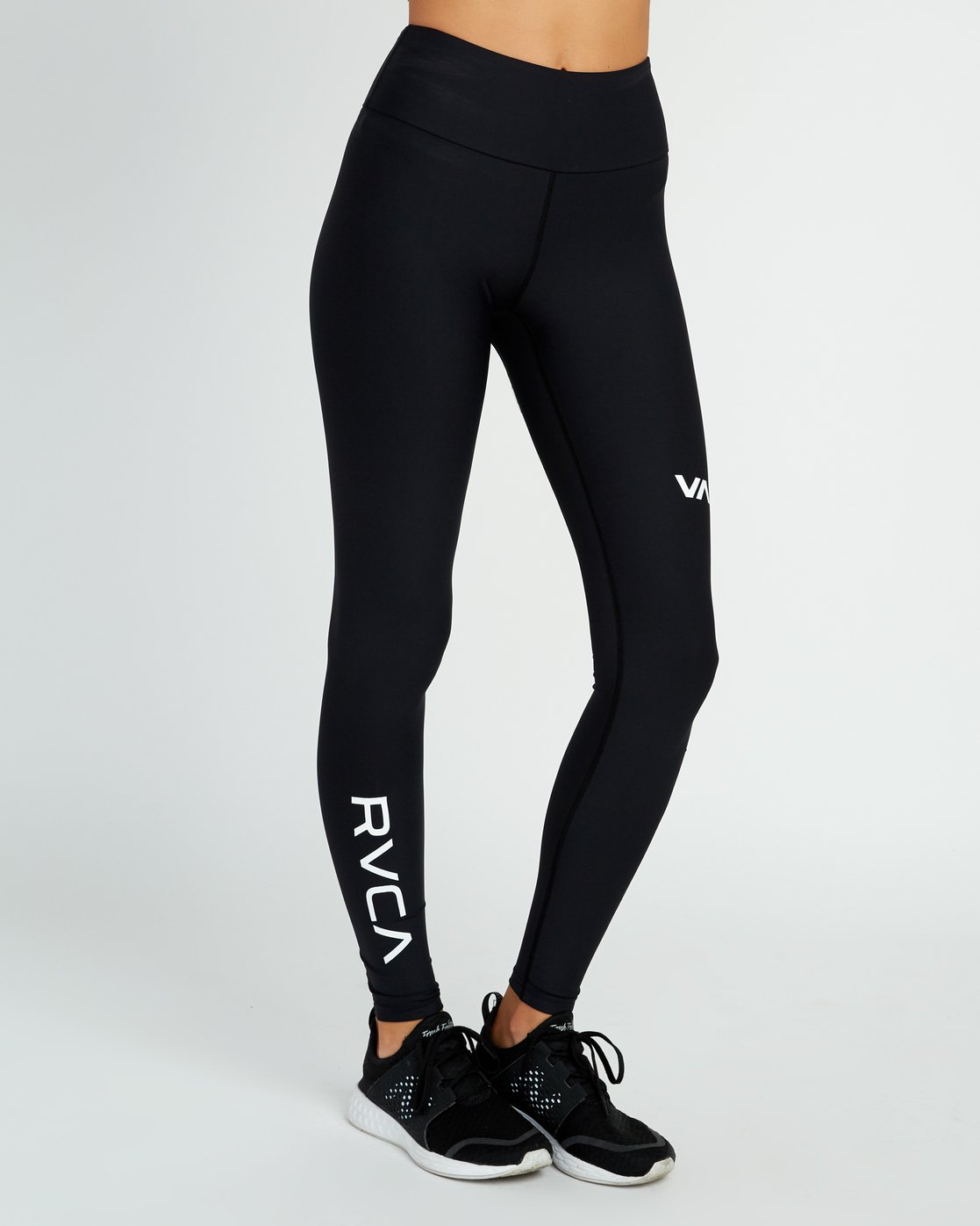 5 VA Performance Legging Black T373QRCL RVCA