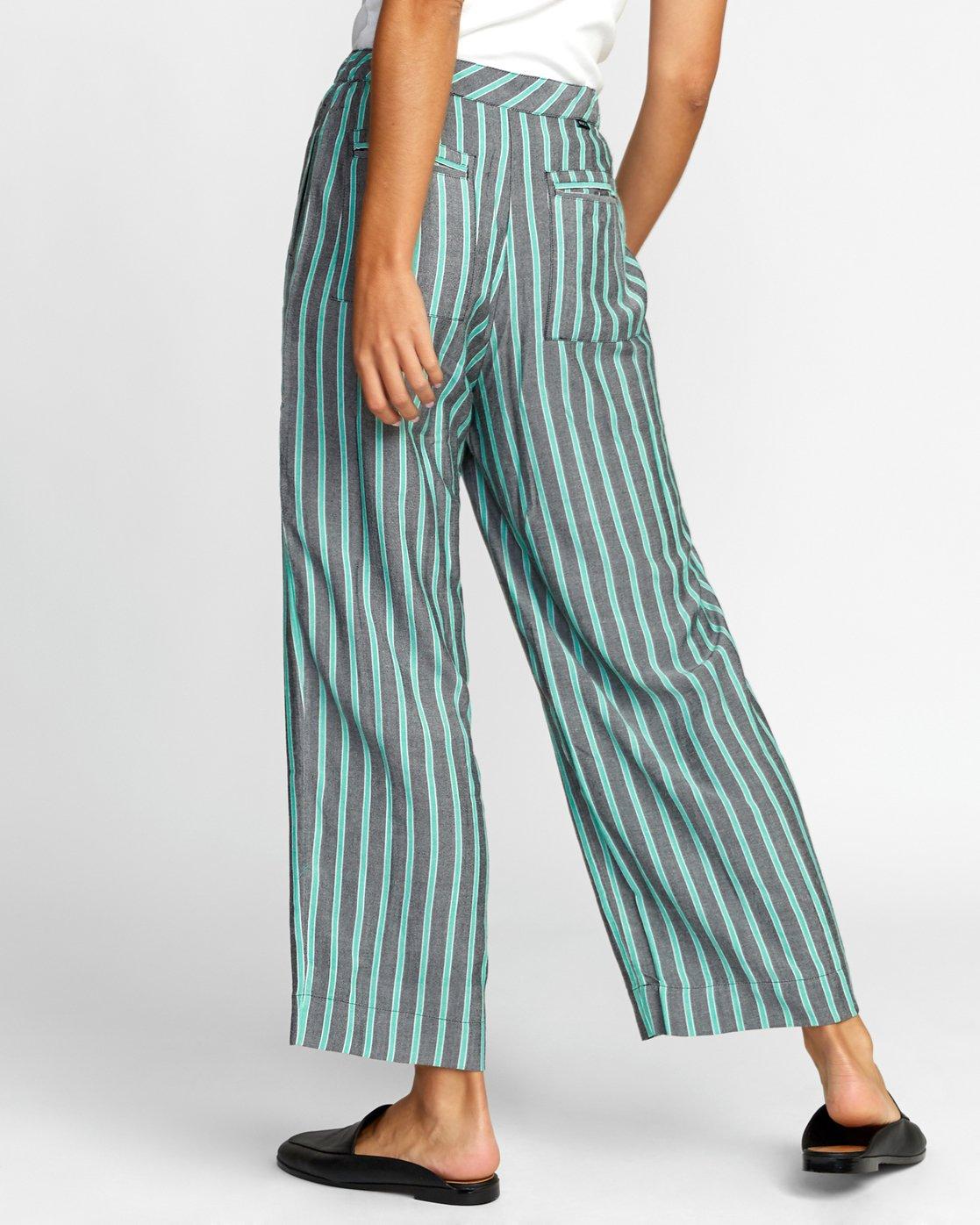 4 Colt - Pantalon pour Femme Vert T3PTRBRVS0 RVCA