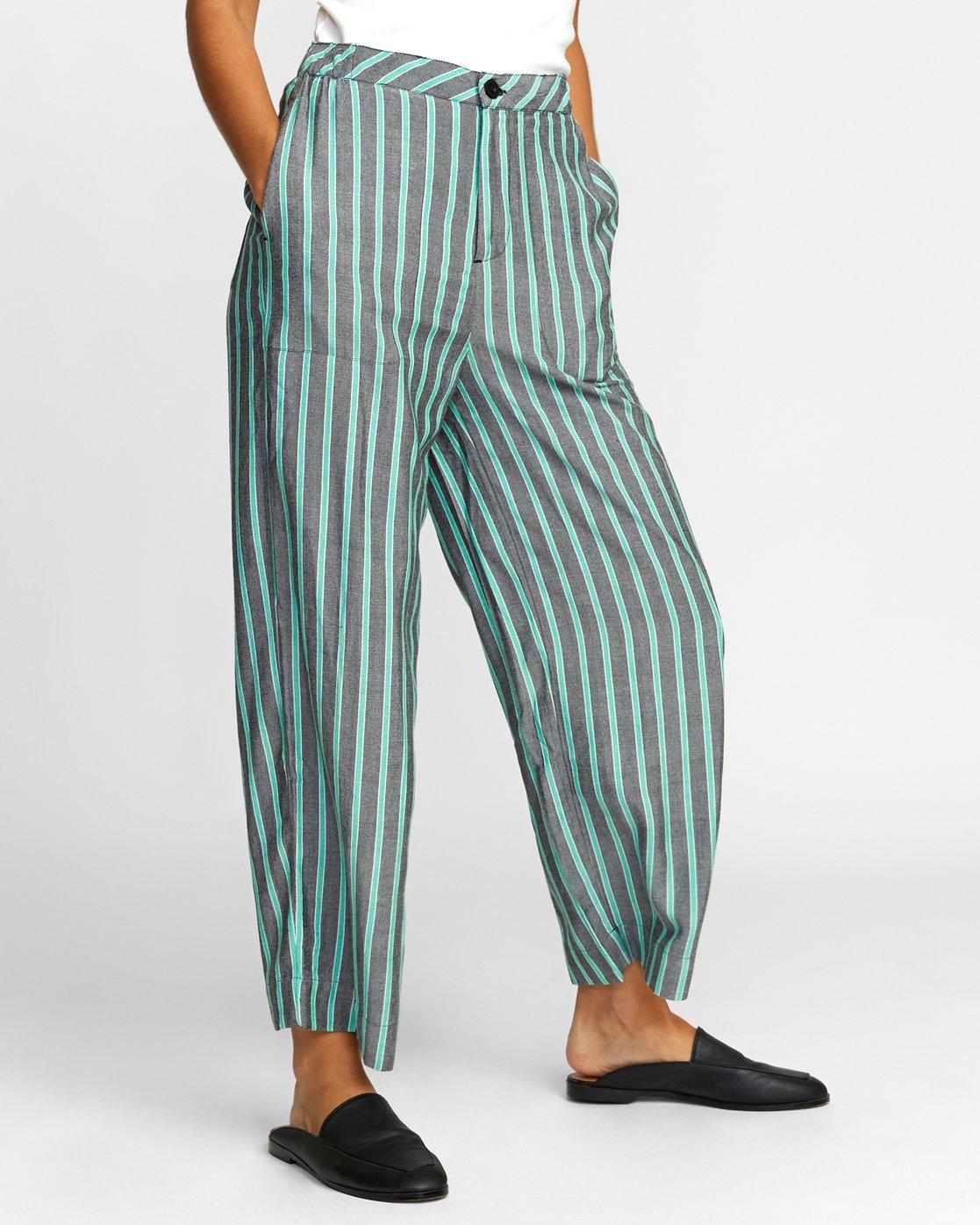 3 Colt - Pantalon pour Femme Vert T3PTRBRVS0 RVCA