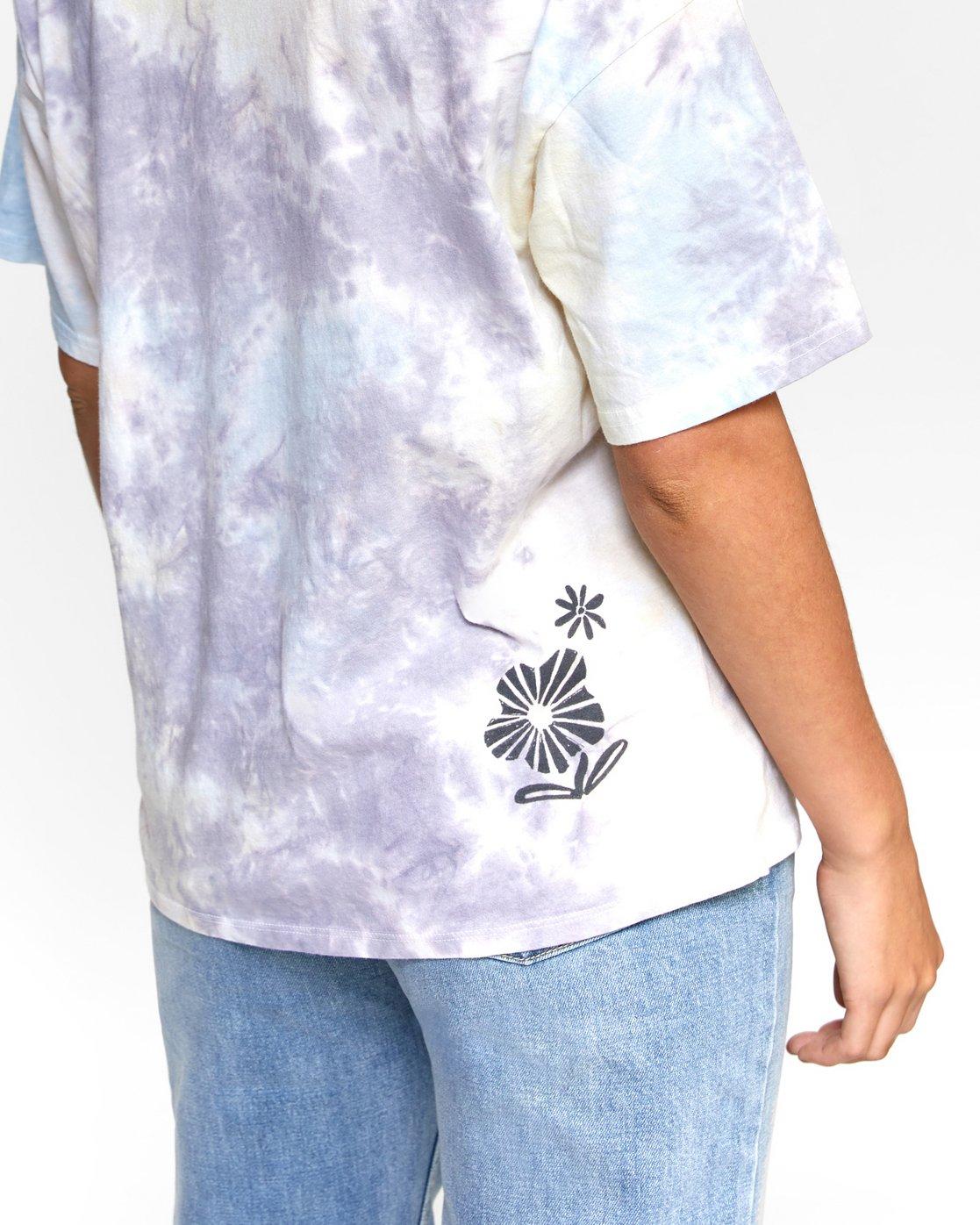 5 Michelle - T-shirt pour Femme Blanc T3SSRGRVS0 RVCA