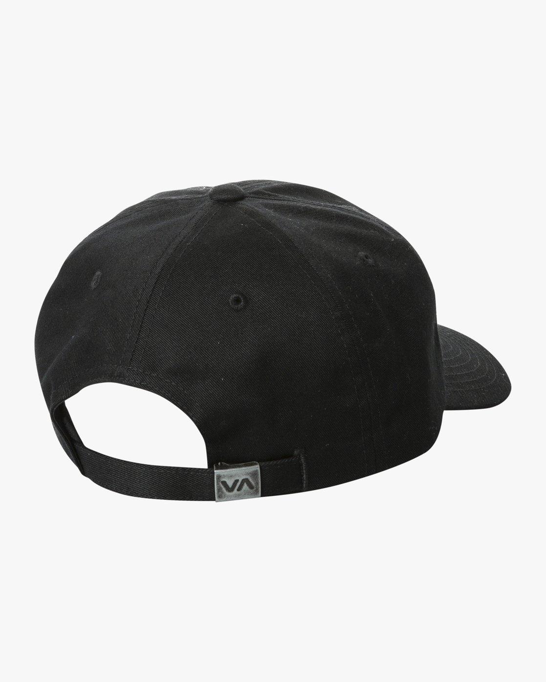 1 Hot Fudge - Cap Black T5CPRARVS0 RVCA