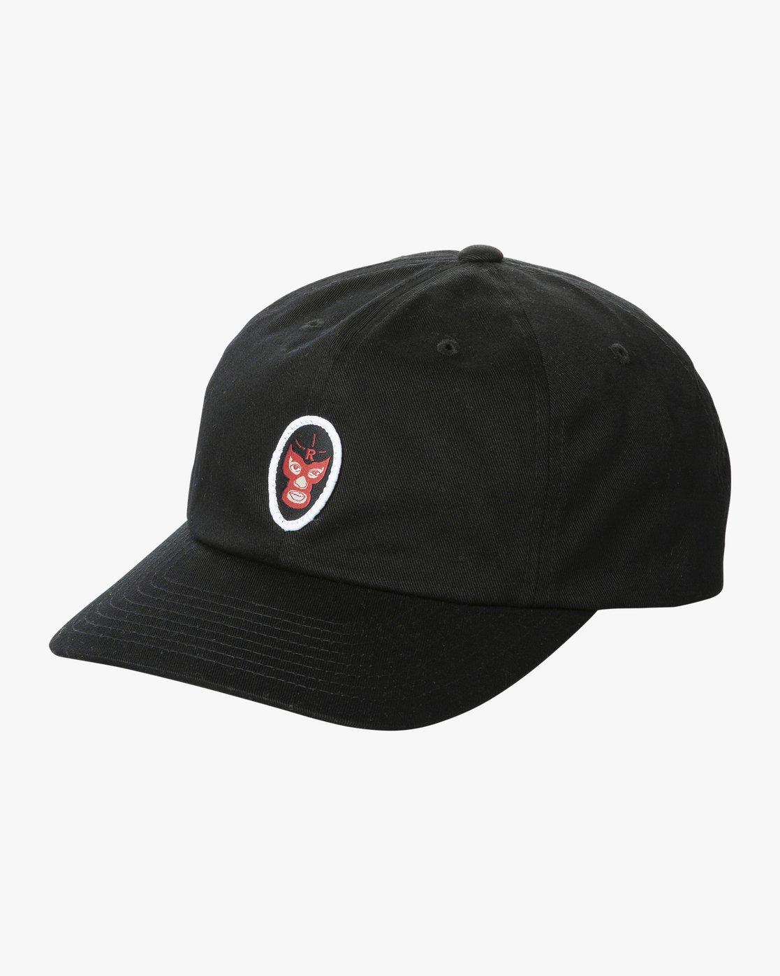 0 Hot Fudge - Cap Black T5CPRARVS0 RVCA
