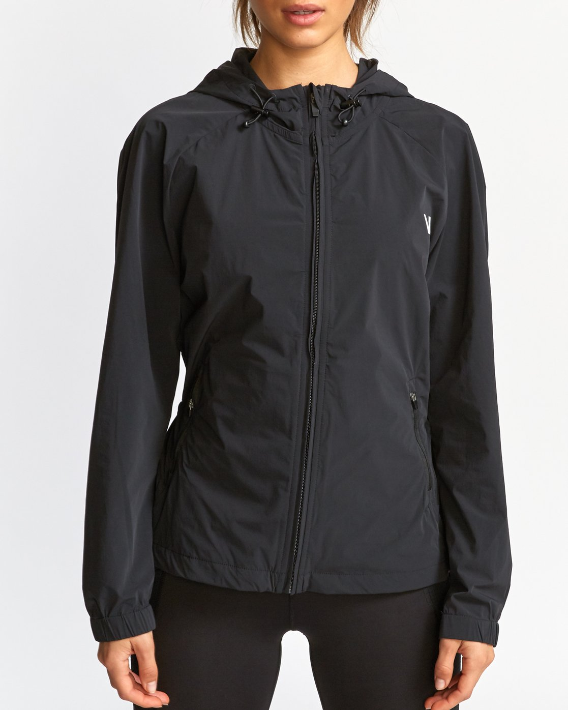 2 Flux Tech Jacket Black T703VRFL RVCA