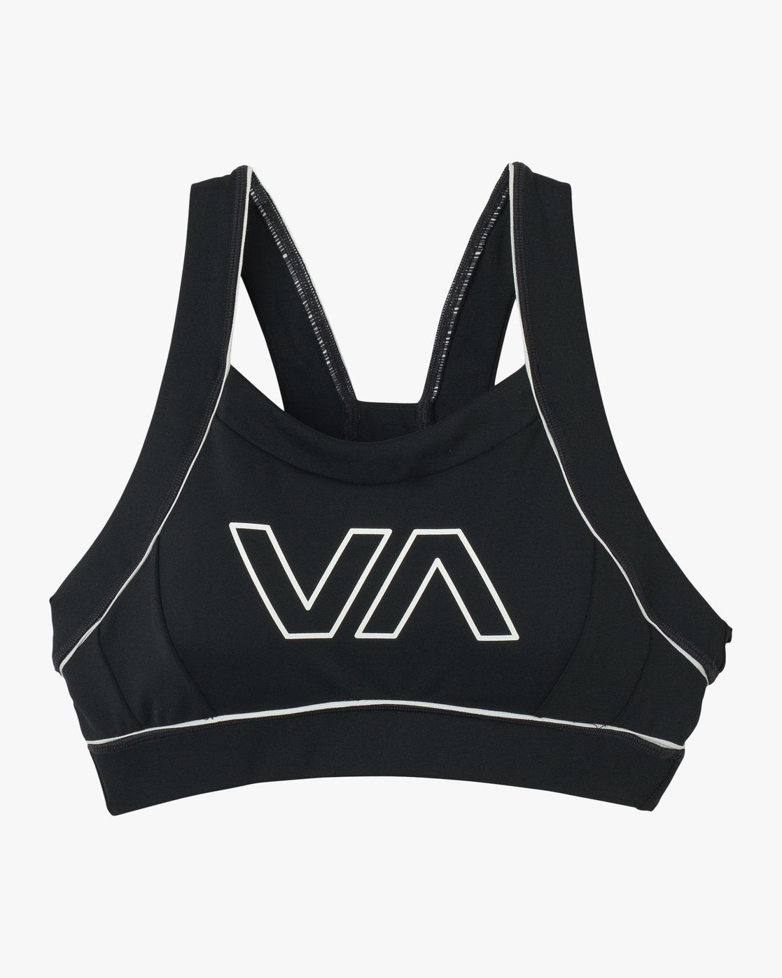 5 VA Lock Sports Bra Black TQ02QRLO RVCA