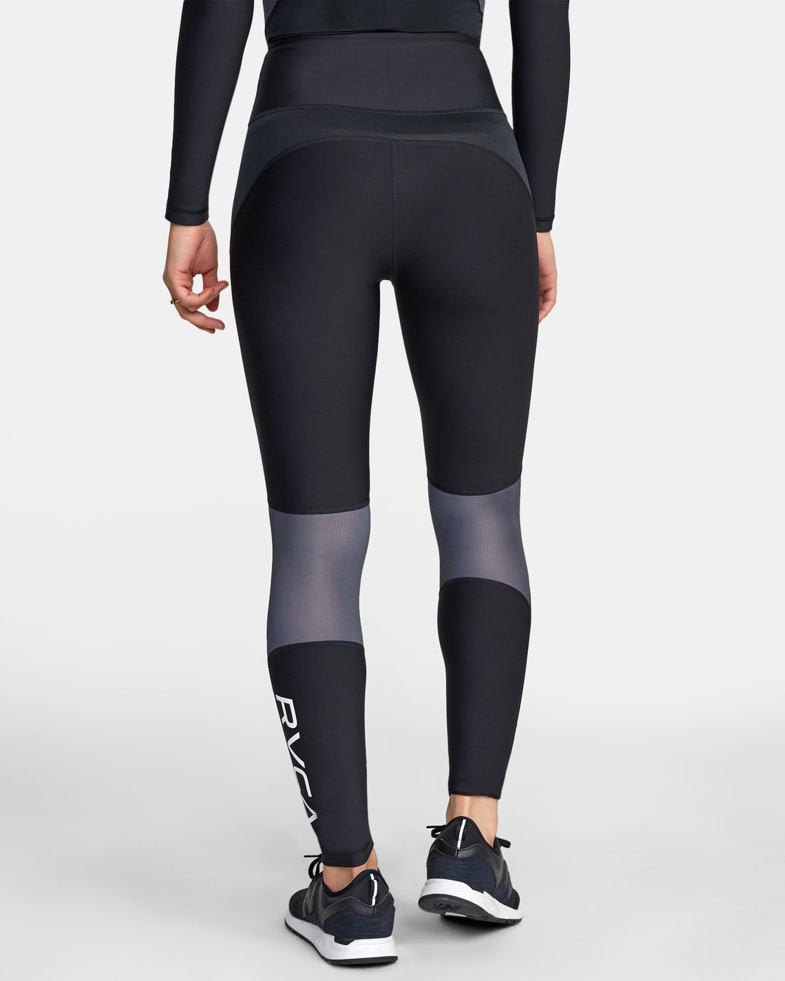 1 COMPRESSION LEGGING Black TQ041RCL RVCA