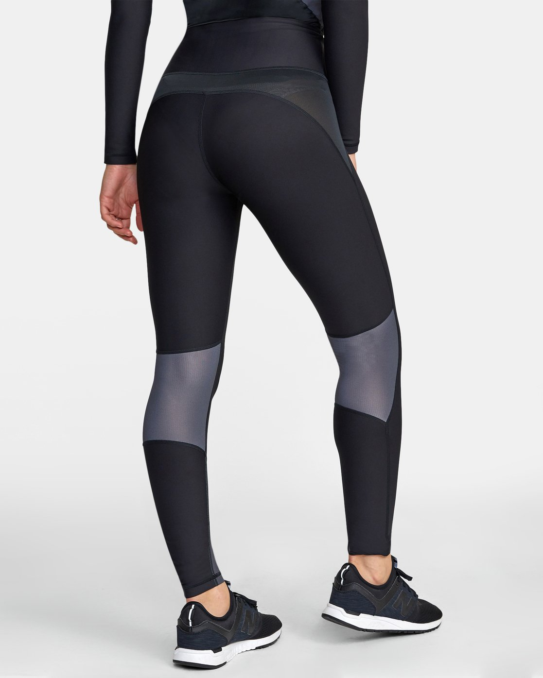 5 COMPRESSION LEGGING Black TQ041RCL RVCA