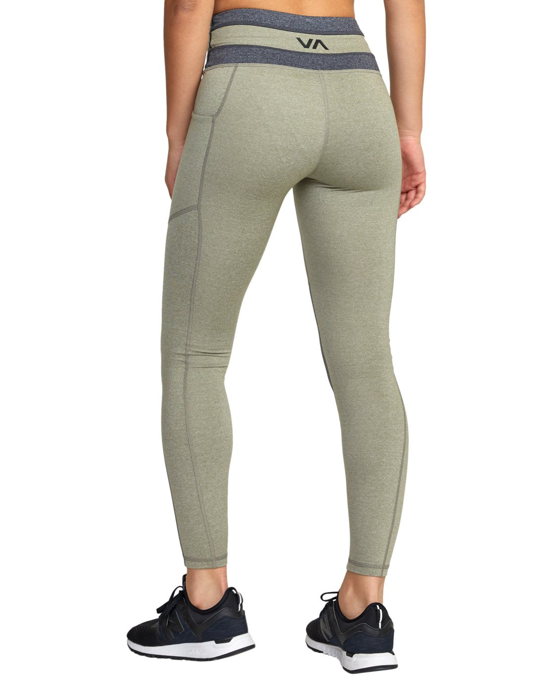 8 ATHLETIC LEGGING Multicolor TQ064RAL RVCA