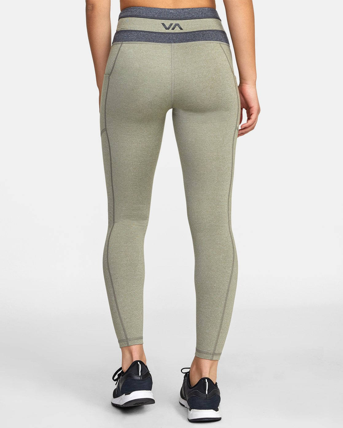 1 ATHLETIC LEGGING Multicolor TQ064RAL RVCA