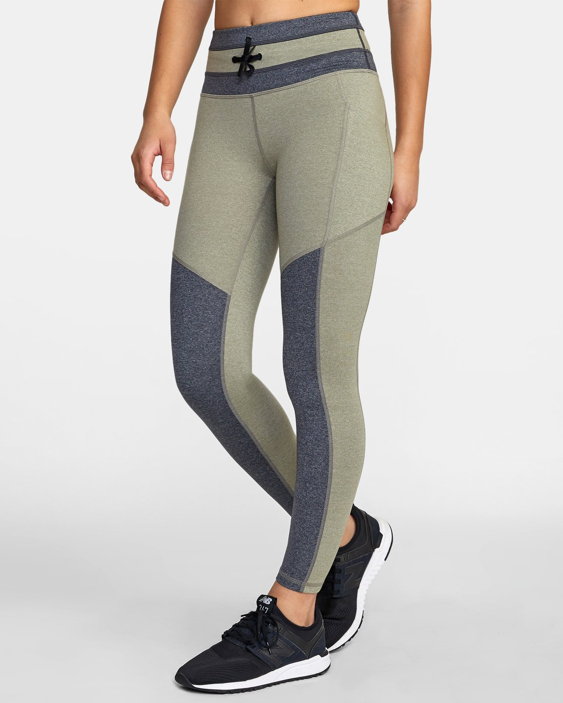3 ATHLETIC LEGGING Multicolor TQ064RAL RVCA