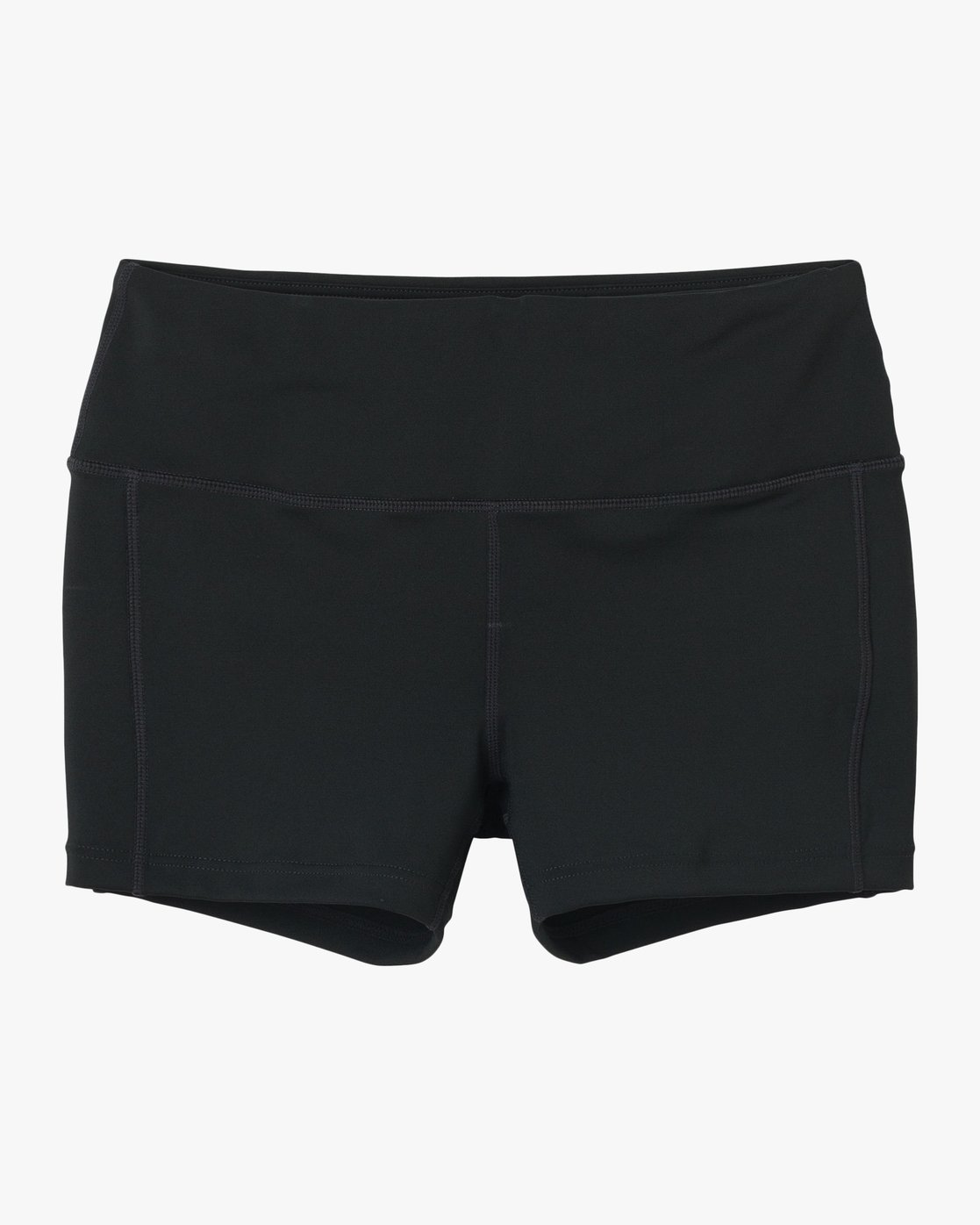 6 VA Fitted Short Black TQ51QRSH RVCA