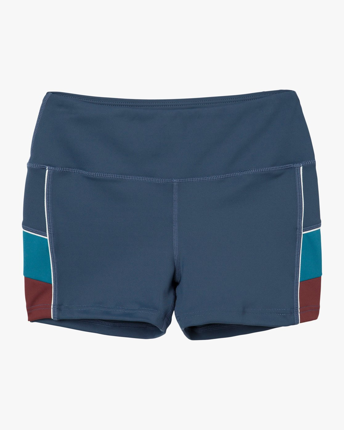 6 VA Fitted Short Blue TQ51QRSH RVCA
