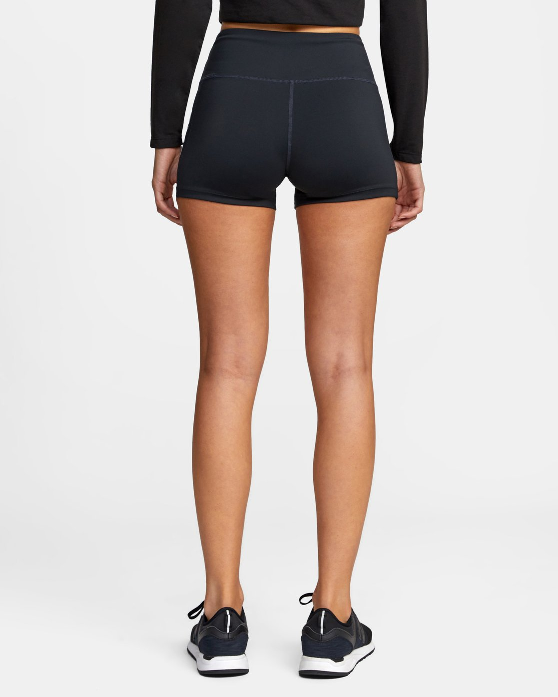 8 VA Fitted Short Black TQ51QRSH RVCA